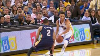 Download Stephen Curry EXPLODES For 46 Points and Sets NBA Record for Threes Made in a Game Video