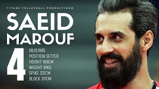 Download Saeid Marouf The BEST Volleyball Setter in the World ᴴᴰ Video