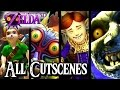 Download Majora's Mask 3D ALL CUTSCENES (3DS) Video