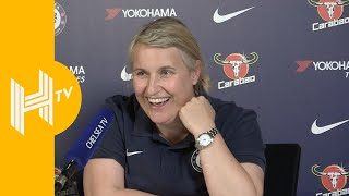 Download Emma Hayes: Men's game will have female coaches! Video