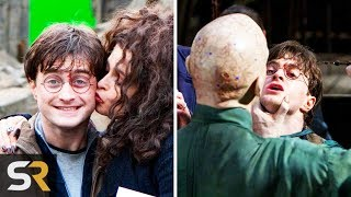 Download 25 Behind The Scenes Secrets From Harry Potter And The Deathly Hallows Video