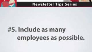 Download Employee newsletters - 7 simple ways to improve your company newsletter Video