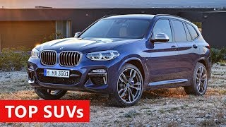 Download 10 Amazing SUVs and Crossovers Coming in 2018 Video