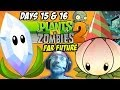 Download Lets Play Plants vs. Zombies 2: Magnifying Grass - Far Future Days 15 - 16 - 17 (Power Lilly B-Day) Video