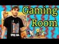 Download Quarto Gamer dos Sonhos - Gaming Room Video