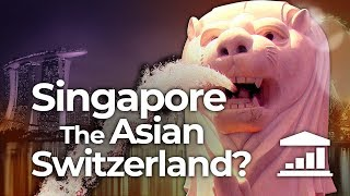Download Why is SINGAPORE the RICHEST country in ASIA? - VisualPolitik EN Video