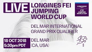 Download LIVE 🔴 | Longines FEI Jumping World Cup™ NAL 2018/19 | Del Mar | Grand Prix Qualifier Video