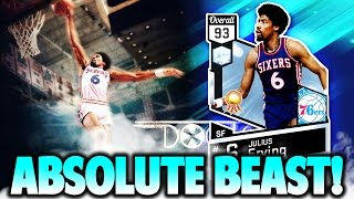Download DIAMOND DR. J IS AN ABSOLUTE BEAST! NBA 2K17 MyTEAM GAMEPLAY! Video