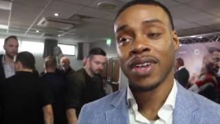 Download 'I DIDNT KNOW WHAT THE HELL A CHOCOLATE BROWNIE WAS' - ERROL SPENCE REACTS TO HEATED WORDS w/ BROOK Video