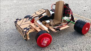 Download How to make RC Go Kart at home with your own hands - Amazing Toy homemade Video