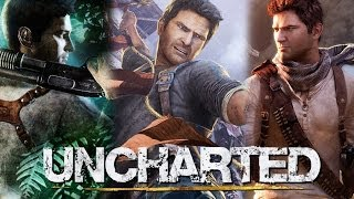 Download The Best of: Nathan Drake: The Uncharted Series Video