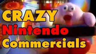 Download 10 CRAZY Nintendo Commercials Video