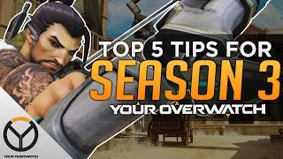 Download Overwatch: Top 5 Tips For Season 3 Competitive Video