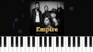 Download Empire Cast - ''No Doubt About It'' (feat. Jussie Smollett and Pitbull) Piano Tutorial - Chords Video
