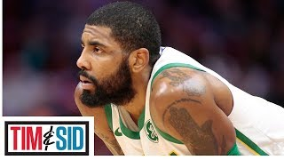 Download Kyrie Irving Searching For Attention With Apology To LeBron James? | Tim and Sid Video