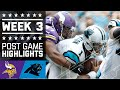 Download Vikings vs. Panthers | NFL Week 3 Game Highlights Video