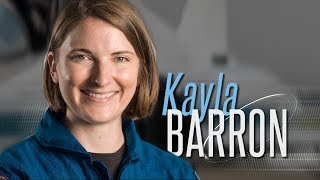 Download Kayla Barron/NASA 2017 Astronaut Candidate Video