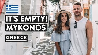 Download WHAT MYKONOS IS REALLY LIKE! City Center Old Town Mykonos   Greece Travel Vlog Video