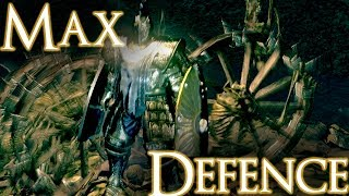 Download Maximum Possible DEFENCE in Dark Souls! Video