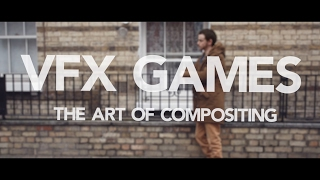 Download VFX Games - The Art of Compositing Video