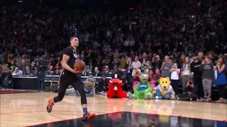 Download Zach Lavine vs Aaron Gordon - Dunk Contest 2016 Video