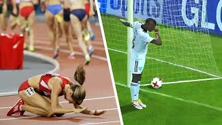 Download 12 Athletes Who Celebrated Too Early Video