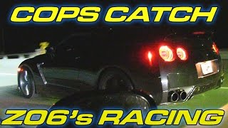 Download Corvettes RUN from Cops and get CAUGHT! Video