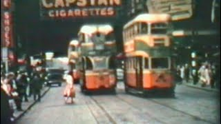 Download Glasgow Trams 1959 Video