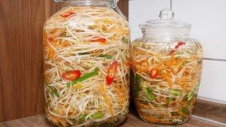 Download Dưa Giá Hẹ - Cách muối Dưa Giá không cần Giấm nhanh chua và thơm ngon by Vanh Khuyen Video