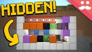 Download 10 HIDDEN WEAPONS AND TRAPS in Minecraft! Video