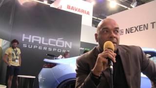 Download Rick Damm - CEO der Halcón SuperSport GmbH - über den Halcón Falcarto Video