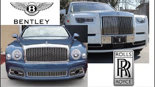 Download What is the difference between Rolls-Royce & Bentley??? Video