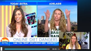 Download I debate with Dietitian on LIVE TV this morning - My reaction Video