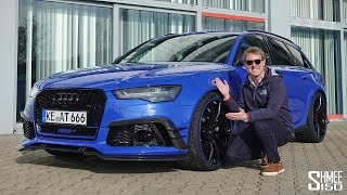 Download The Abt RS6+ Nogaro Edition is the Best Audi RS6 EVER! Video