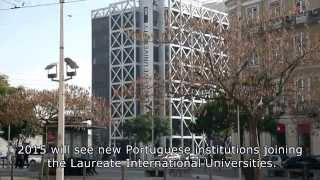 Download Laureate em Portugal - IADE e IPAM associam-se à Rede Laureate International Universities Video