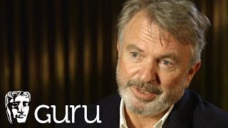 "Download ""Don't wait for the phone to ring, pick up the phone and do it yourself"" Sam Neill On Acting Video"