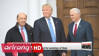 Download Trump to announce more cabinet picks Video