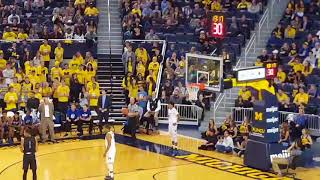 Download Michigan vs. Grand Valley State men's basketball! Video