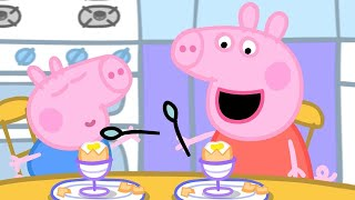 Download Peppa Pig Episodes in 4K | Easter Eggs with Peppa! 🍫 Easter Special 🐰 #145 Video