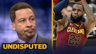 Download Chris Broussard on LeBron leading Cleveland to comeback win over Toronto | UNDISPUTED Video