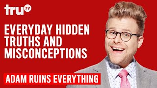 Download Adam Ruins Everything - Everyday Hidden Truths and Misconceptions (Mashup) | truTV Video