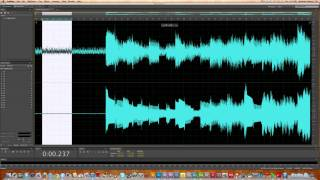 Download Tutorial - Removing Noise, HIss or Background from Audio Files Video