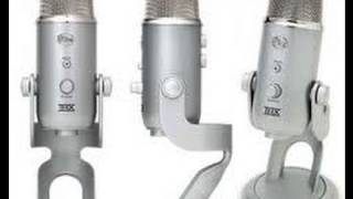 Download Blue Yeti Mic Unboxing Video
