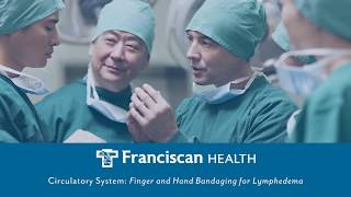Download Circulatory System: Finger and Hand Bandaging for Lymphedema Video