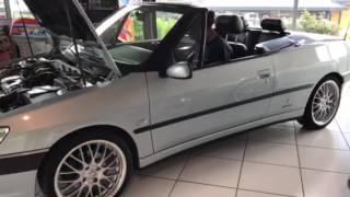 Download Peugeot 306 CABRIOLET ″Design Pininfarina″ Video