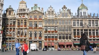 Download Belgium: Bruges and Brussels Video