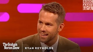 Download Ryan Reynolds' Worst Flirting - The Graham Norton Show Video