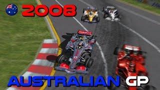 Download F1 Challenge 2008 - Australian GP Video