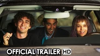 Download THE ROAD WITHIN Official Trailer (2015) - Zoë Kravitz, Dev Patel HD Video