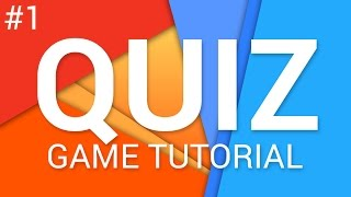 Download How to make a Quiz Game in Unity (E01. UI) - Tutorial Video